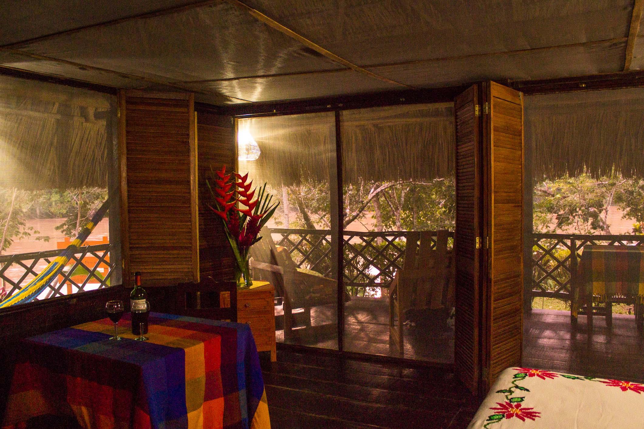 Cabaña Guacamaya.